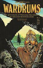 JOURNEY: WARDRUMS #2 OCTOBER 1990 ADVENTURES OF WOLVERINE MACALLISTAIRE