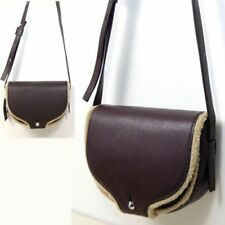 Marks and Spencer Faux Leather Brown Bags & Handbags for Women