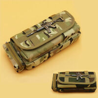 Creative Pencil Case Pen Case Holder Large Army Camouflage Stationery For Boys