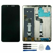 For Xiaomi Redmi Note 6 Pro LCD Display Touch Screen Digitizer Assembly + Frame