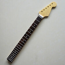 Maple Guitar Neck 21 Fret with Rosewood Fretboard Wood Color Nitro Fender STRAT