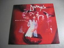 Divinyls- What A Life!- LP 1985 Chrysalis BFV 41511