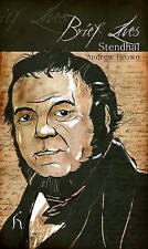 Brief Lives: Stendhal by Andrew Brown (Paperback, 2010)