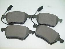 BRAKE PADS FRONT WITH SENSOR FITS AUDI A4 & A4 QUATTRO & PASSAT