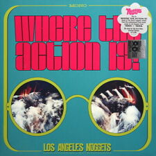 WHERE THE ACTION IS! Los Angeles Nuggets (2019) Limited Edition RSD 2-LP NEW