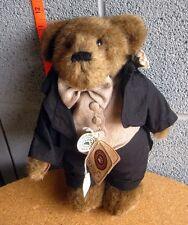 BOYDS BEARS plush Mr. Everlove doll NWT stuffed animal Tuxedo teddy bear groom