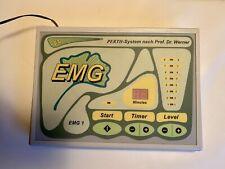 EMG PERTH Prof-System nach Dr. Werner Magnetfeldtherapie