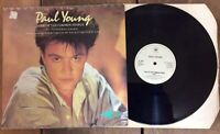 """Paul Young Love Of The Common People (Extended) 12"""" Vinyl Single 1983 CBS TA3585"""