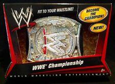 WWE WWF Mattel Kids Championship Spinner Belt New In Box