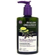Avalon Organics Brilliant Balance Lavender Facial Cleansing Gel 237ml