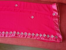 Designer Saree Bollywood Indian Sari traditional FASHION ethnic COLOR