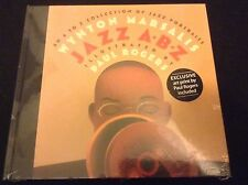 Jazz A~B~Z An A-Z Collection of Jazz Portraits - Hardcover Book