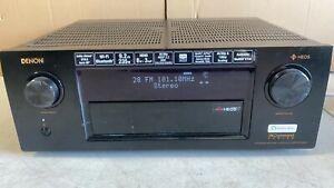 Denon AVR-X4400H 9.2CH High Power 4K Ultra HD AV Receiver  with HEOS #(C229)