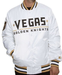Vegas Golden Knights Starter Jacket! RARE and Brand New! Men's size Small!