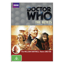 Doctor Who: The Aztecs DVD 2 Disc Set Brand New Region 4 Aust. William Hartnell
