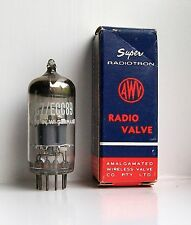 6FC7 Vacuum Tube Vintage Radio TV ECC89 Valve New In Box Cleaned And Tested