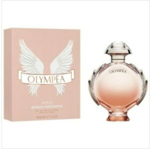 Olympea Aqua by Paco Rabanne perfume Legere for her EDP 80ML 2.7 oz New SEALED