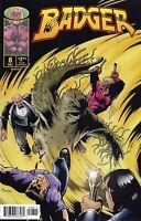 Badger #8 | December 1997 | Image