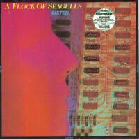 A Flock Of Seagulls - Listen [CD]