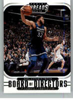 2018-19 Panini Threads Board of Directors #7 Karl-Anthony Towns Timberwolves