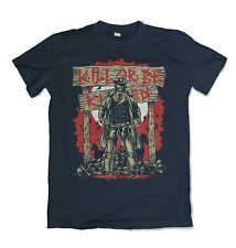 Kill Or Be Killed mens t shirt real cowboy S-3XL