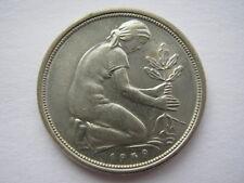 Alemania 1949-f 50 Pfennig, Unc.