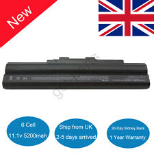 6 Cell Laptop Battery for SONY VAIO VGP-BPS13 VGP-BPS13/B VGP-BPS13/S VGP-BPS13A