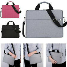 More details for 15 inch laptop pc waterproof shoulder bag carrying soft notebook case cover