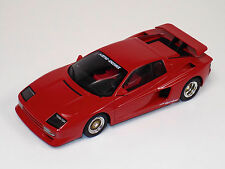 1/18 GT Spirit Ferrari Koenig Testarossa Twin Turbo in Rosso Corsa Red GT124