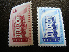 FRANCE - timbre yvert et tellier n° 1076 1077 n** (A9) stamp french
