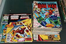 Iron Man volumen 1 casi completo del 1 al 48 menos 43 Forum