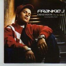 (CV647) Frankie J, Obsession (No Es Amor) ft Baby Bash - 2005 DJ CD