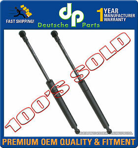 HOOD LIFT STRUT SUPPORT LEFT + RIGHT PAIR 51238150077 for BMW E38 740i 740iL 750