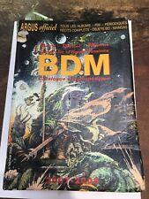 Livres catalogues BDM trésor de la bande dessinée Bera Denni Mellot 2007-2008