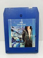 8-track tape UFO Lights Out Just Another Suicide Love To Too Hot Handle Try Me