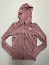 Victoria's Secret PINK Womens XS Zip Up Hoodie Sweater Beautiful