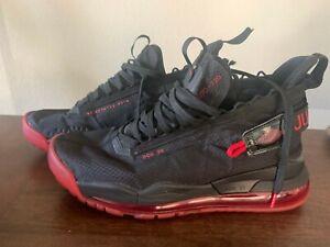 Nike Air Jordan Proto-Max 720 Black / Red Sneakers BQ6623-006 2019 Size 11