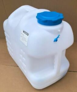 +25 LITRE MANUAL POUR HAND WASH TANK CLEAN WATER CONTAINER DAY VAN BP01-342