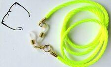 "Green Coloured  Eye / sun Spectacles  lanyard 24"" (61cm)   Nylon Cord"