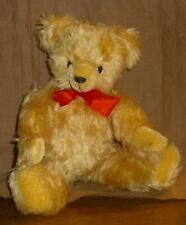 Teddy Grisly-Jahresteddy 96- unbespielt-goldgelb-alle Id`s-32cm-lim.-Note 1 (1)