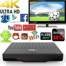 Internet-TV & Media-Streamer-Funktion, Octa-Core, Android und 4K