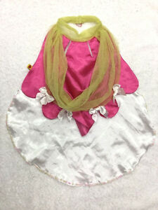 Build A Bear My Little Pony White Pink Princess Celestia Cape