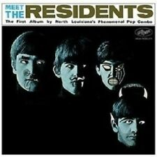 """THE RESIDENTS """"MEET THE RESIDENTS"""" CD NEW!"""