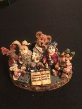 Boyds Bears Bearstone Light a Candle For a Brighter World Style #22785