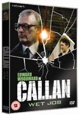 Callan Wet Job (Edward Woodward) New Region 4 DVD