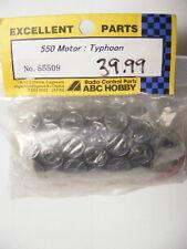 ABC Hobby # 55509 - 550 Brushed Motor fits: ABC Hobby TYPHOON BOAT
