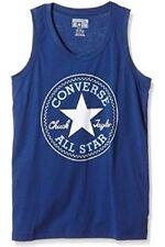 Boys' Logo 100% Cotton Sleeveless T-Shirts & Tops (2-16 Years)