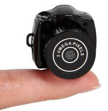 New Y2000 Thumb Tiny Mini Micro Camera Camcorder SPY HD DV DVR Camera