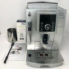 Delonghi Magnifica S Automatic Espresso Machine ECAM23210SB w Accessories WORKS
