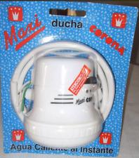 ELECTRIC SHOWER HEAD INSTANT HOT WATER HEATER (DUCHA MAXI CORONA) 120V/4600W